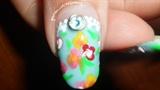 Vintage Floral Nails ✿
