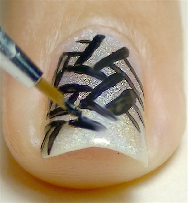 Nail Art Gallery Step-by-Step