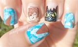 How to Train Your Dragon 2 Nail Art