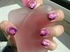 pink end violet kiss