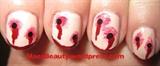 Once bitten- Vampire nails