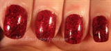 Ruby Swirls