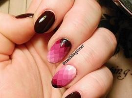 nail art: Ombre