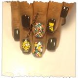 Lisa & Bart Simpson