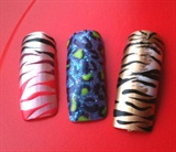TIGER, LEOPARD & ZEBRA OH MY!!