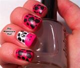 Betsy Moo Cow Nails