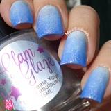 Blue holo gradient