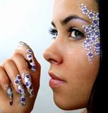 One-Stroke Fantasy nail art