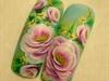 One-Stroke Roses
