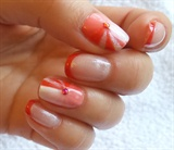 Super Polish Gel nail art
