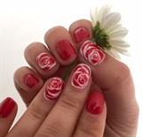 Basic Gel Polish Nail Art