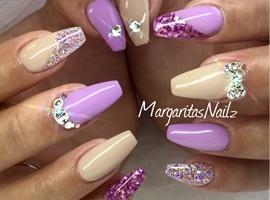 Nude & Lavender