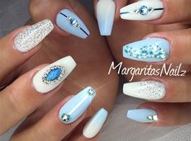 nail art: Cinderella Nails