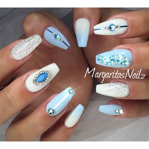 Cinderella Nails - Cinderella Nails - Nail Art Gallery