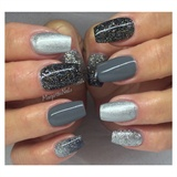 Grey And Silver