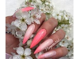 nail art: Spring Nails
