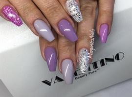 Purple And Grey
