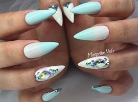 nail art: Summer Nails