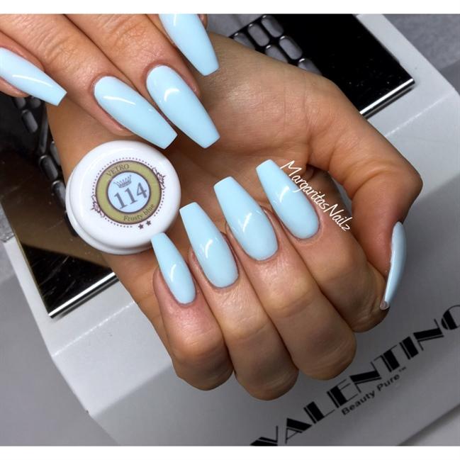 Light Blue Nails | Best Nail Designs 2018