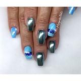 Blue Chrome