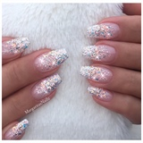 Glitter Ombré