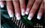 Sculptured Nails