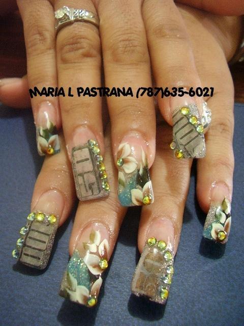Money Nails Nail Art Gallery