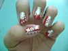 red&silver korean inspired