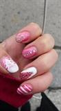 pink xmas - take 2 :)