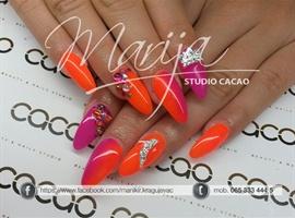 nail art: anja
