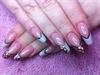Crystal Nails Chrome :)