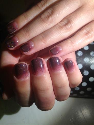 Ombré Nails