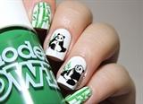 Pandas nails
