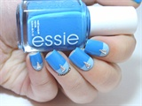 Easy graphic nails