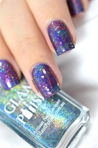 Marbled Galaxy