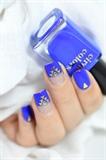 blue aztec