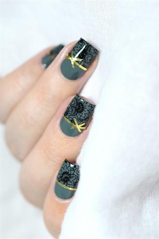 christmas gifts nails  nail art gallery