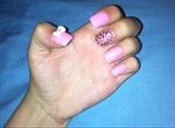 Pinky leopard