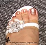 My toenails!