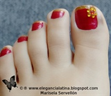 ..:::★My toes!!