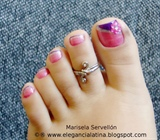 ★My beutiful toes!!