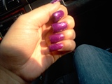 acrylic- purple