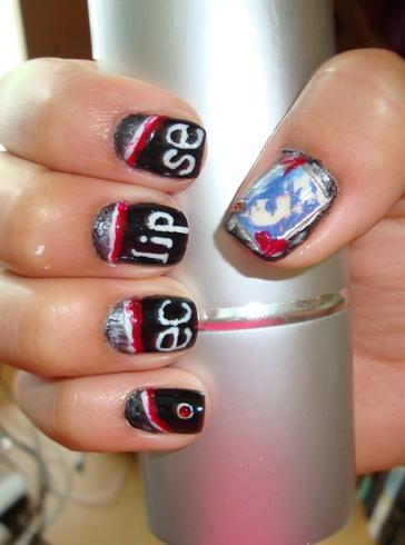'The Twilight Saga: Eclipse' nails  vol2