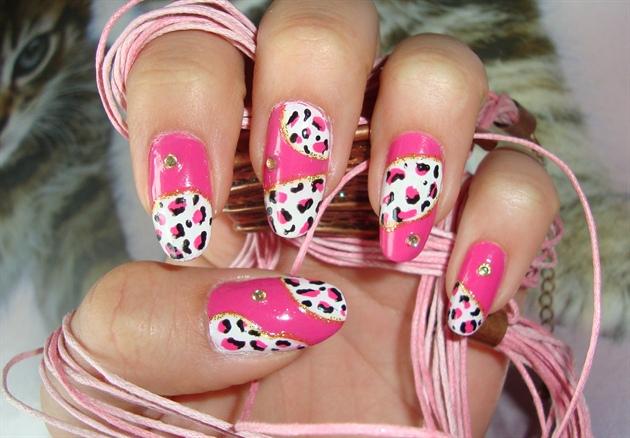Pink Leopard (L)