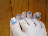 simple toes