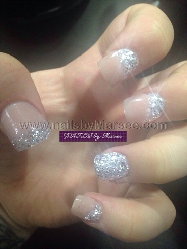 Chrome By Elegant Glass Nails
