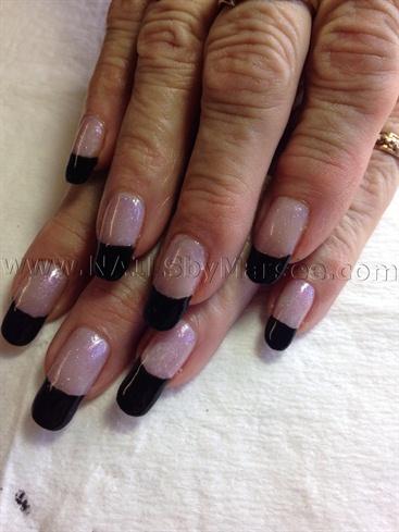 Shellac on natural nails