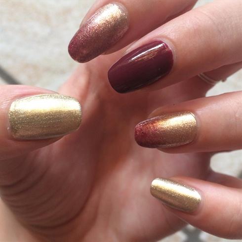 Christmassy Nails