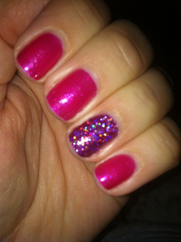 Pink Sparkly Goodness
