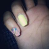 Neon colours :)!